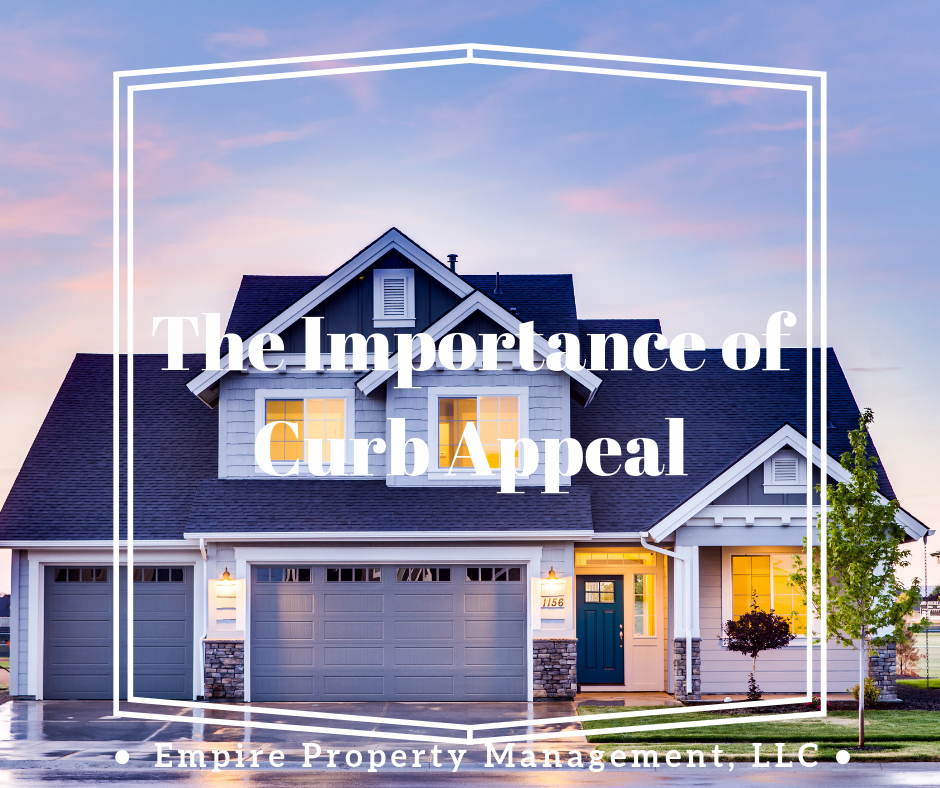 The Importance of Curb Appeal