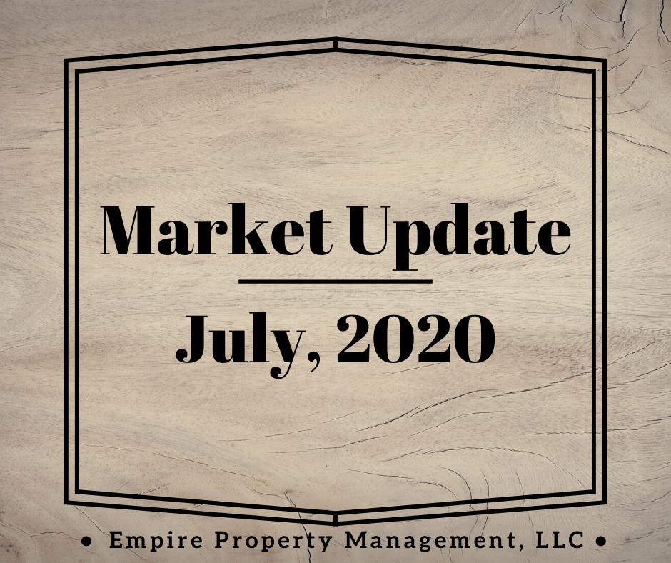 Market Update – July, 2020