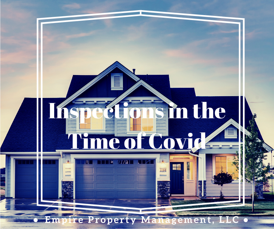 Inspections in the Time of Covid-19